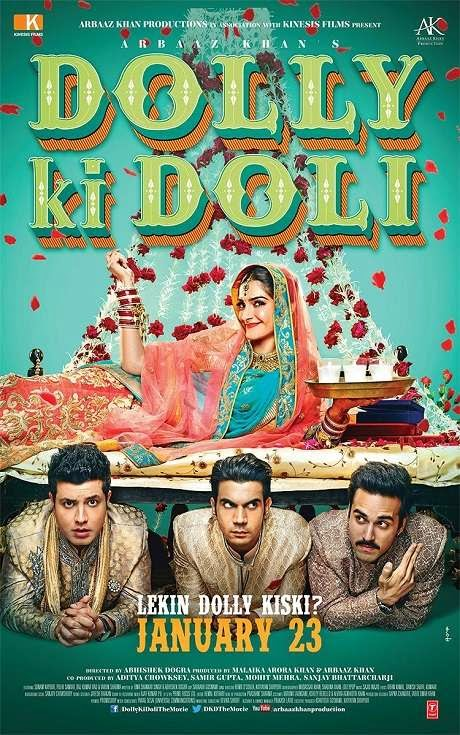 Cover of Dolly Ki Doli (2015) Hindi Movie Mp3 Songs Free Download Listen Online at Alldownloads4u.Com
