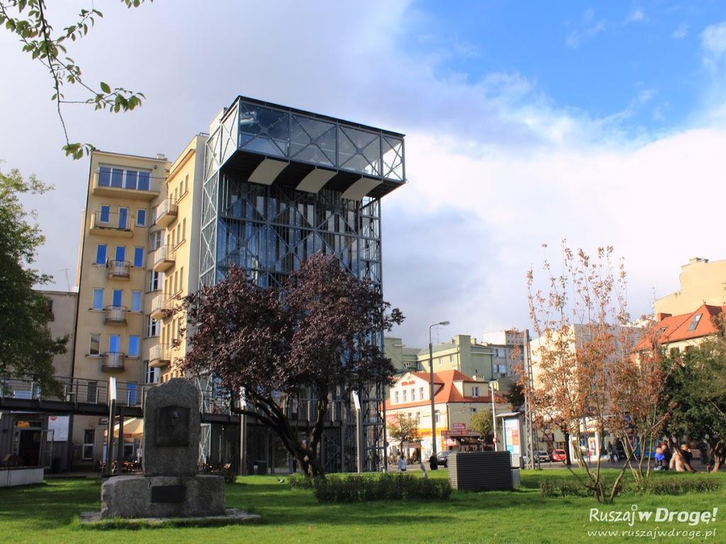 Infobox w Gdyni