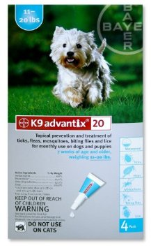 K9 advantix II Flea Control for Dogs