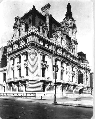 Daytonian in Manhattan: The Lost 1908 William A. Clark Mansion