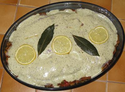 Filet de dorade sébaste à la tapenade verte - recette indexée dans les Poissons