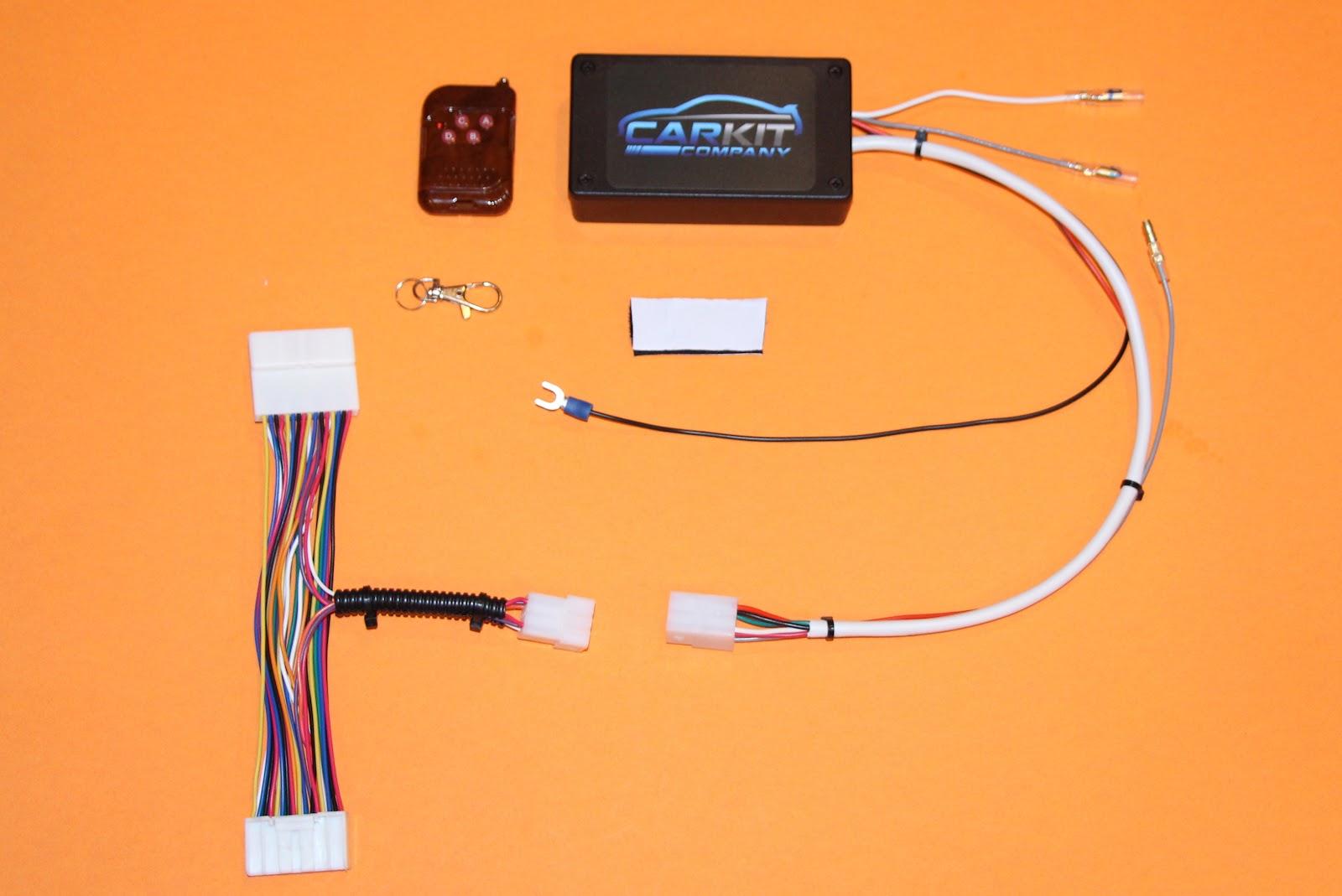 Pathfinder non nav car kit company latest remote kit sciox Choice Image