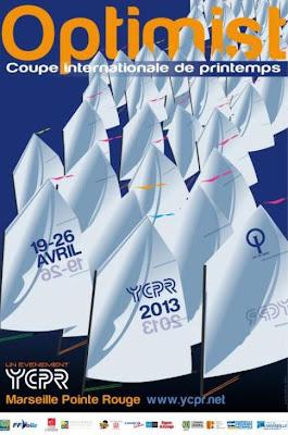 CIP 2013 Marseille Pointe_rouge YCPR Optimist Voile Compétition Régate