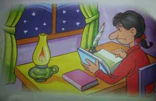 La lampara y el alumno