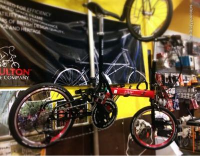 bicicleta TIkit