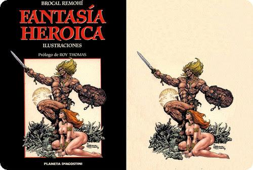 Fantasía Heroica – Brocal Remohí [Cómic][Español]