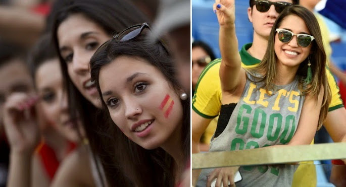 30 Photos Of Hot Female Fans World Cup 2014-2129