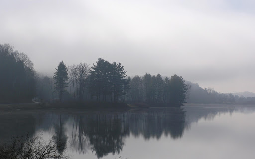 River and Mist