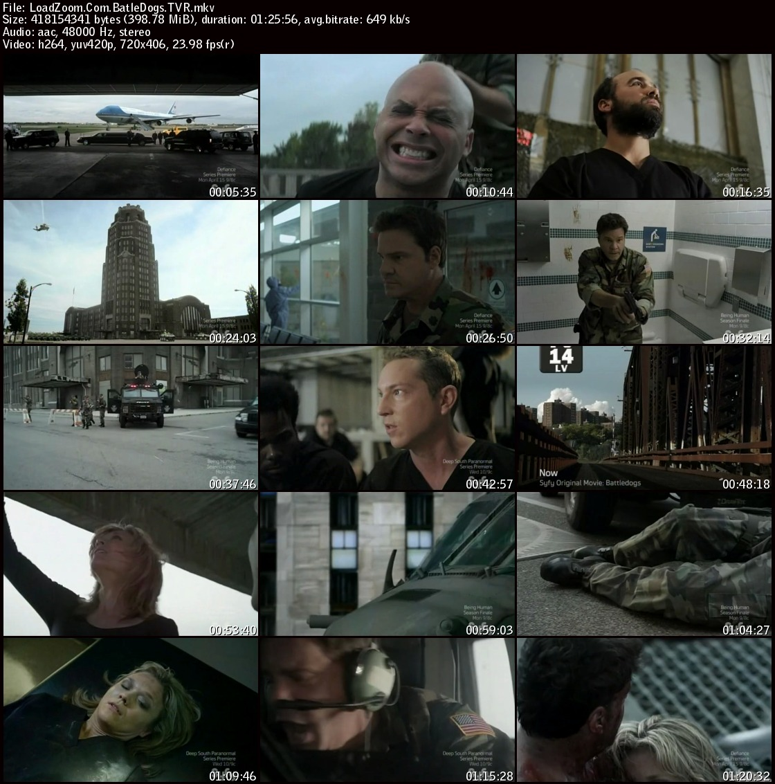 movie screenshot of battledogs fdmovie.com