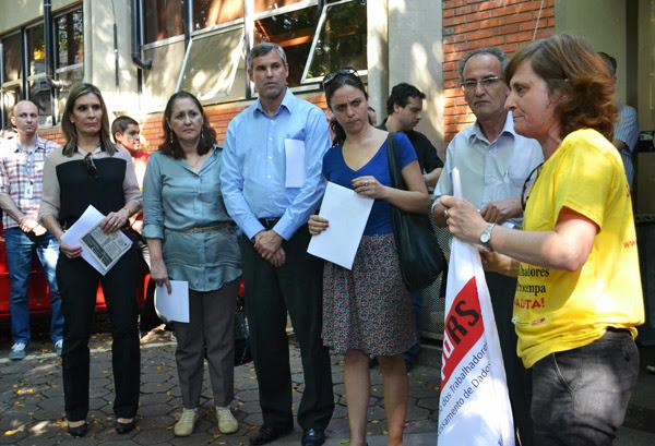 CPI da Procempa: Mobilização dos trabalhadores
