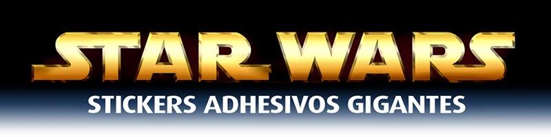 Star Wars Sticker Adhesivo Gigante Arteygraficadigital