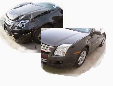 Lone Star Chevrolet Auto Body Shop  Houston Texas Collision Repair
