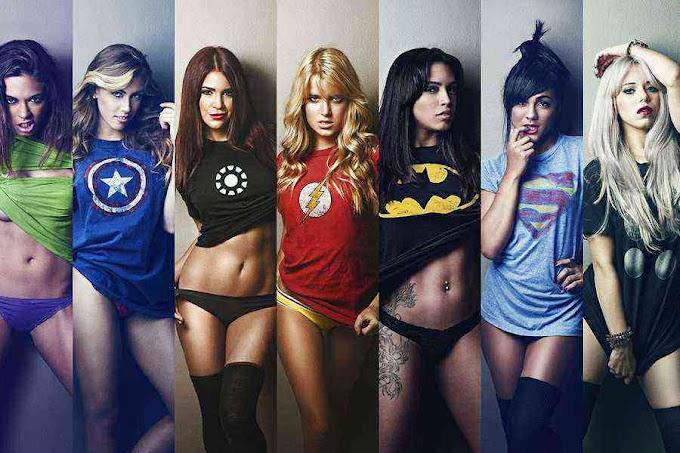 7 типов женщин