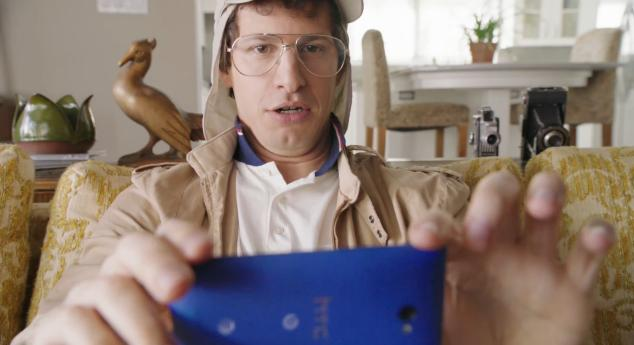 Andy Samberg In Newest Microsoft Windows Phone Commercial