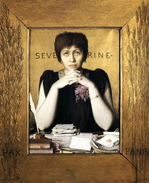 Louis Welden Hawkins - Séverine