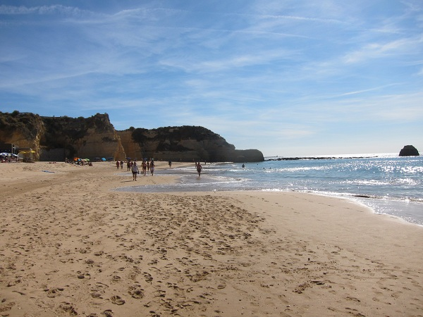 Portugal Algarve Portimao Praia da Rocha