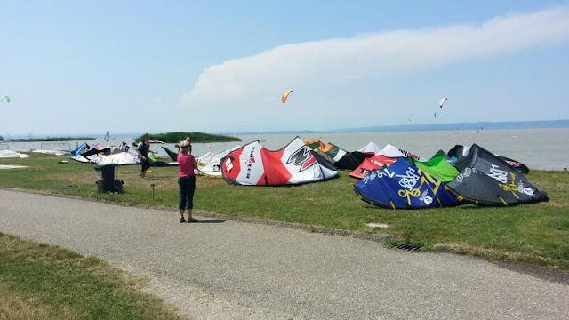 Unterkünfte Strandcamping Podersdorf am See