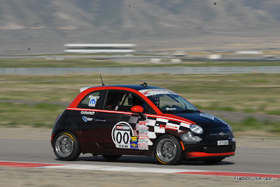 Fiat 500 World Challenge Touring Car