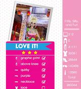 Teen Vogue Me Girl Level 58 - Harajuku Heaven - Ally - Love It! Three Stars