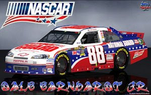 Dale Earnhardt Jr. Nascar Unites National Guard Wallpaper
