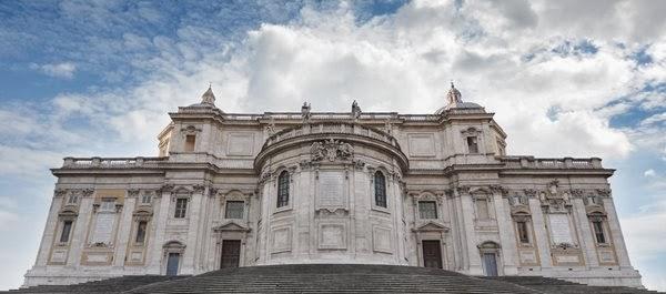 Basílica de Santa Maria Maior - Lazio, Itália