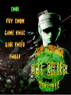 Mĩ nhân đại chiến Zombie [By Jamo Studio] (Tiếng Việt) MNC1