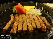 斗六市松屋洋風和食-香煎和牛