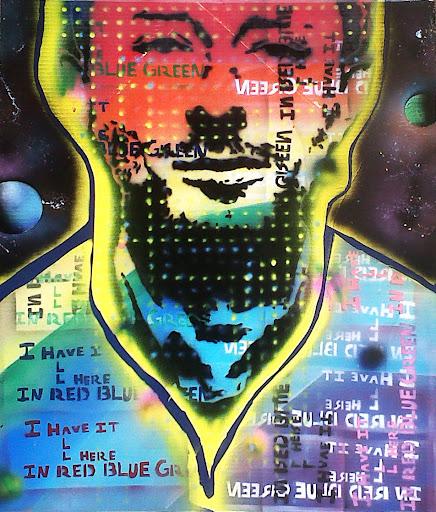 Thom Yorke+REDBLUEGREEN