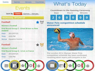 """London Games 2012 android apps"""