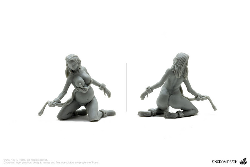 kingdom death monster wet nurse