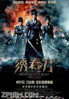 Tú Xuân Đao - Xiu Chun Dao (2014) Poster