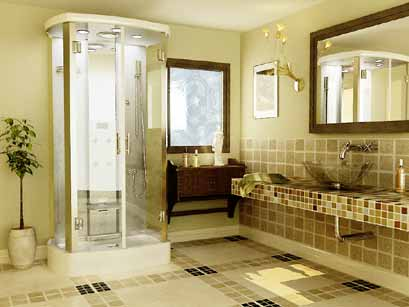 Bathroom Remodeling Model Photo