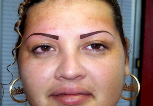 Tattoo Eyebrows Pictures