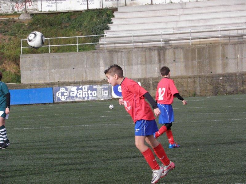 Instante do partido Numancia - EFR Ferrol temporada 2012-2103 (01/12/12)