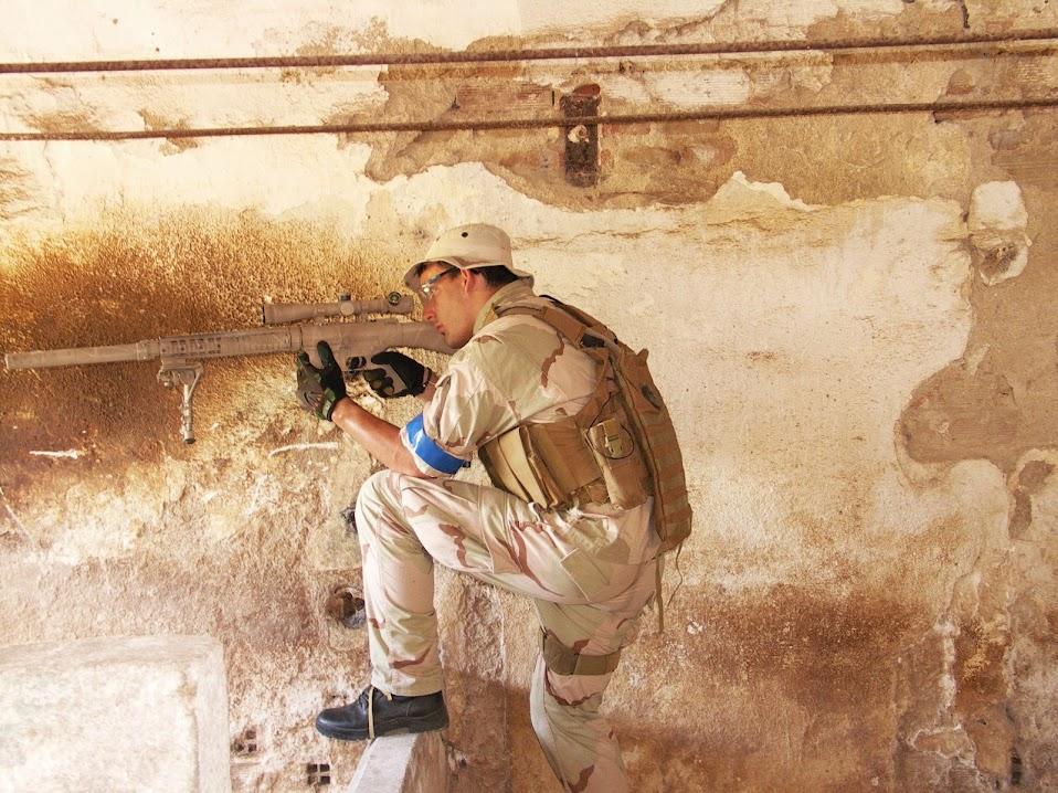 """Fotos de """"THE FINAL WAR"""". La Granja. 23-06-13 PICT0115"""