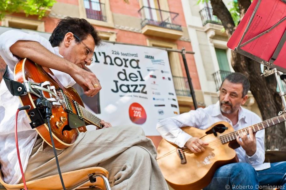 Jordi Bonell - Jordi Gaspar a l'Hora Del Jazz