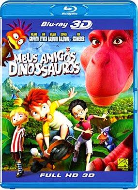Filme Poster Meus Amigos Dinossauros BDRip XviD Dual Audio & RMVB Dublado