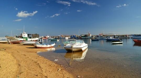 Santa Luzia - Algarve