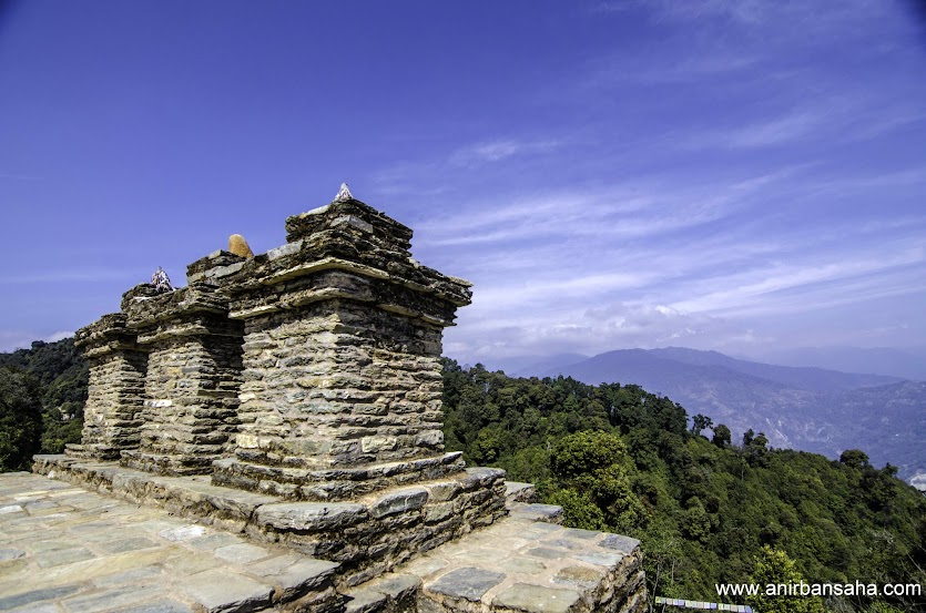 Rabdantse palace, Rabdantse, Rabdantse capital of Sikkim, Sikkim tourism