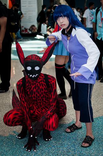 Anime Expo 2012 algunos de los cosplays