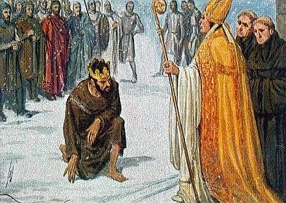 Risultati immagini per gregorio a canossa