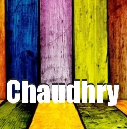 Ahsan Chaudhry