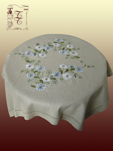 Table Centre ( Tea Cloth )