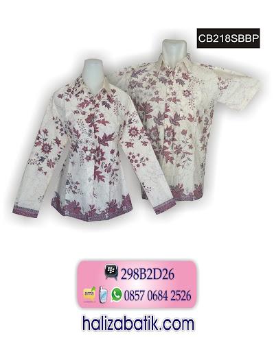 Batik Keluarga, Sarimbit Batik, Seragam Batik