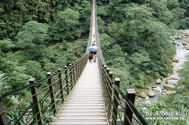 南投竹山遊-竹山天梯-太極峽谷-青龍瀑布27