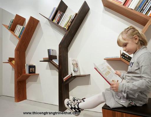 Phòng ngủ đẹp dành cho bé gái, bé trai - <strong><em>Thi công trang trí nội thất</em></strong>-9
