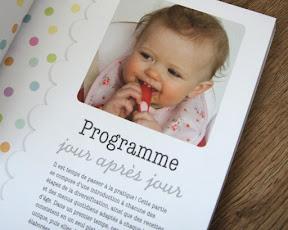 Livre Nourrir votre bébé Jour après Jour