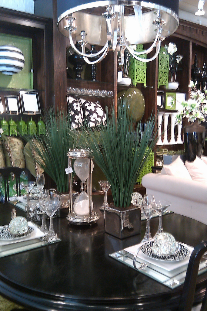 Focal Point Styling Store Tour Z Gallerie New Spring Set