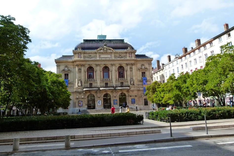 The Opera Lyon
