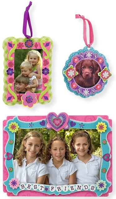 Bộ thiết kế khung ảnh hoa ME9483 cho bé tạo ra những khuôn hình xinh xắn